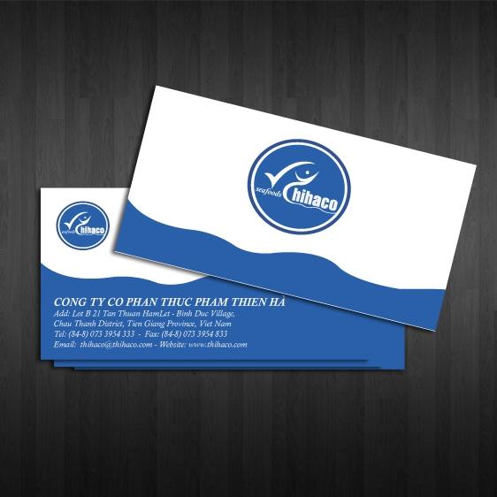 In Danh Thiếp | Name Card | Card Visit Giá Rẻ Huyện Bình Chánh TpHCM