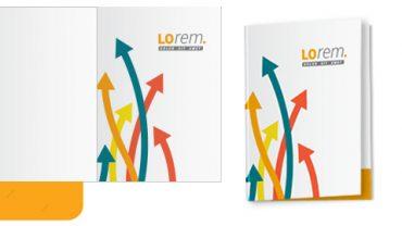 Bìa đựng hồ sơ – Folders Màng 2 mặt In 2 Mặt