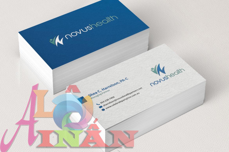 In Danh Thiếp | Name Card | Card Visit Giá Rẻ Huyện Cần Giờ TpHCM