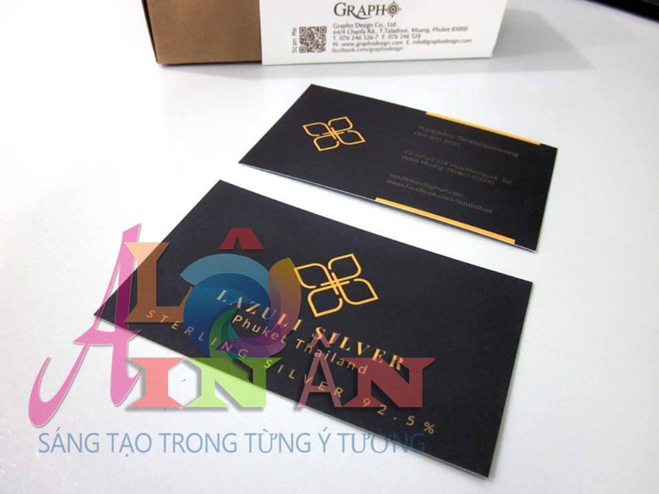 In Danh Thiếp | Name Card | Card Visit Giá Rẻ Huyện Củ Chi TpHCM