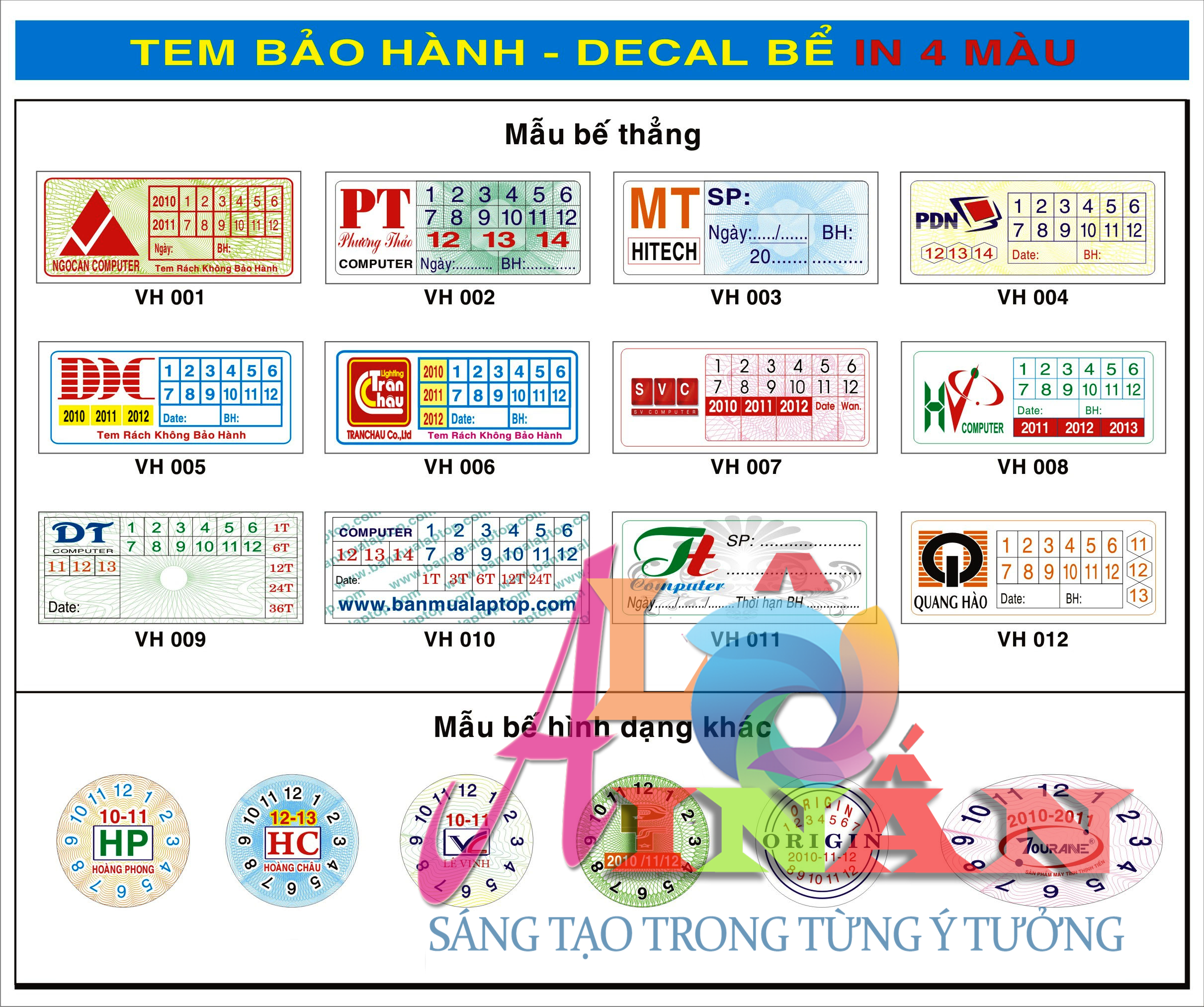 in-tem-bao-hanh-sang-tao-gia-re
