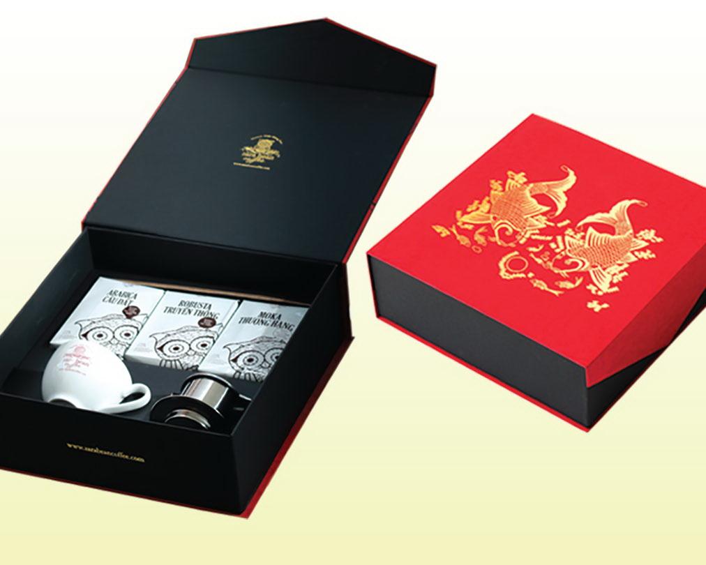 In Hộp quà tặng giá rẻ tại Huyện Thanh Trì Hà Nội