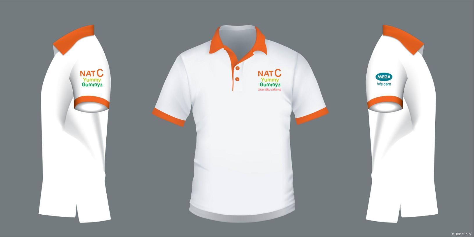 In áo đồng phục công ty giá rẻ tphcm