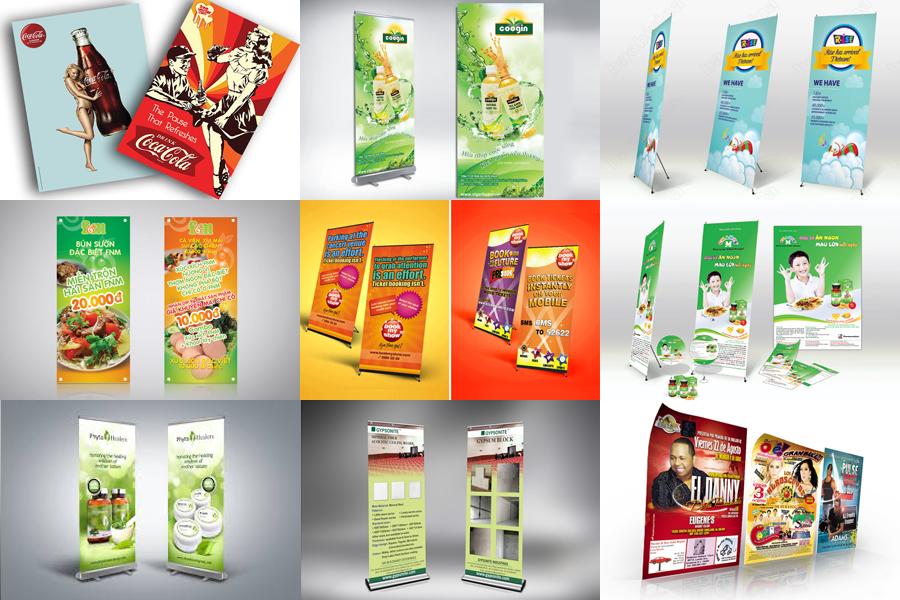 In ấn banner giá rẻ chất lượng cao tại huyện Bình Chánh