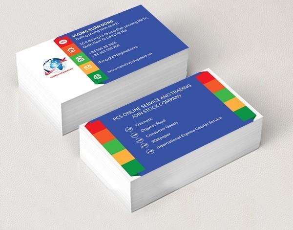 In ấn sỉ lẻ cardvisit giá rẻ chất lượng cao tại Tphcm