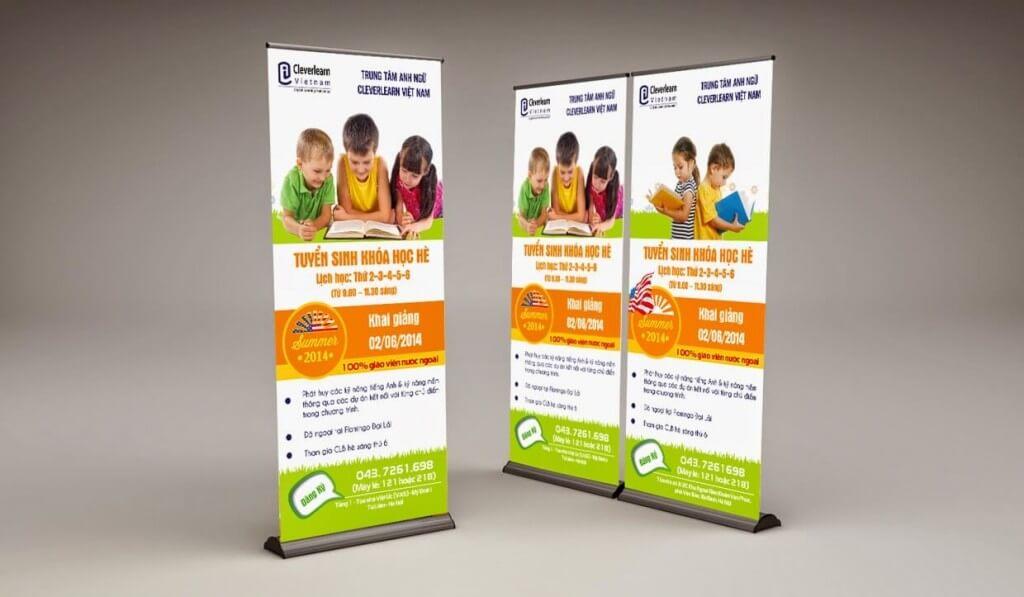 In ấn banner giá rẻ chất lượng cao tại huyện Nhà Bè