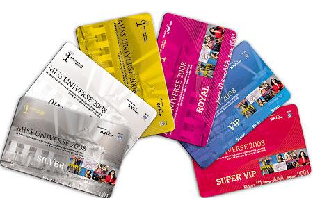 In thẻ nhựa chuyên nghiệp giá rẻ quận hóc môn