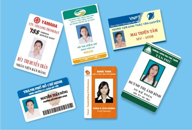 In thẻ nhựa chuyên nghiệp giá rẻ quận thủ đức