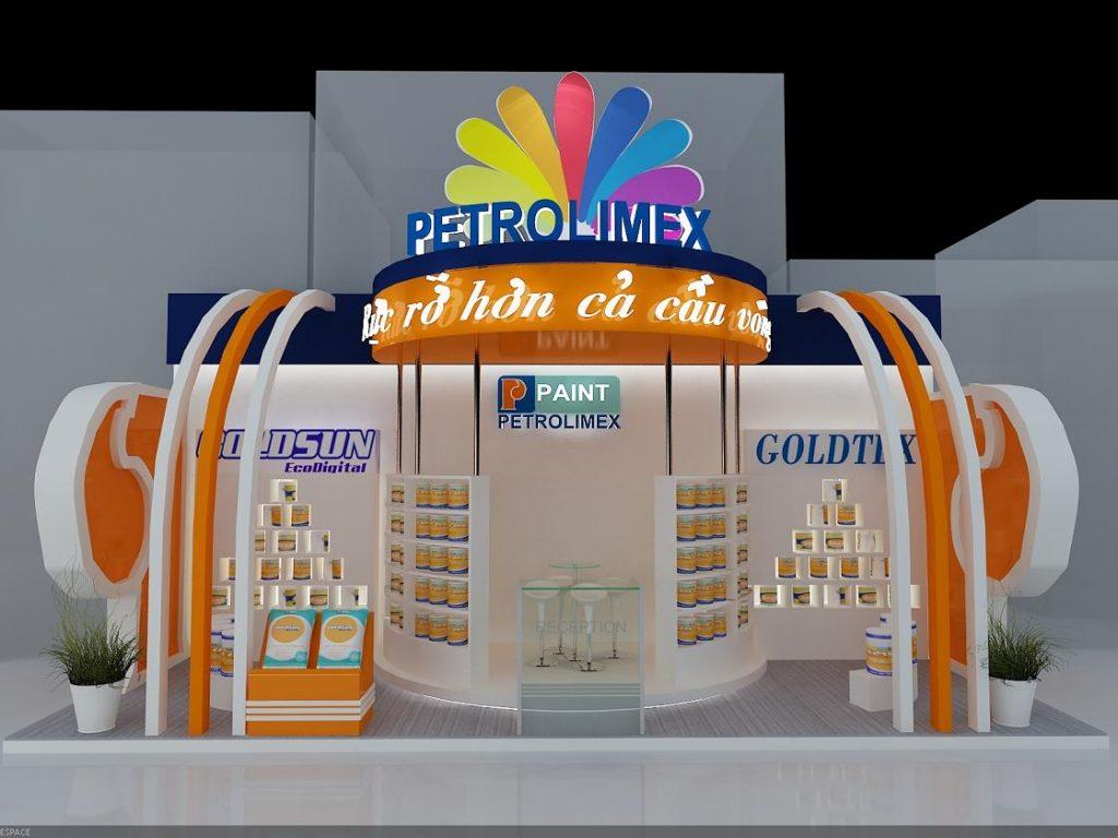 In và thiết kế vật dụng cho quảng cáo, hội chợ tại quận Long Biên