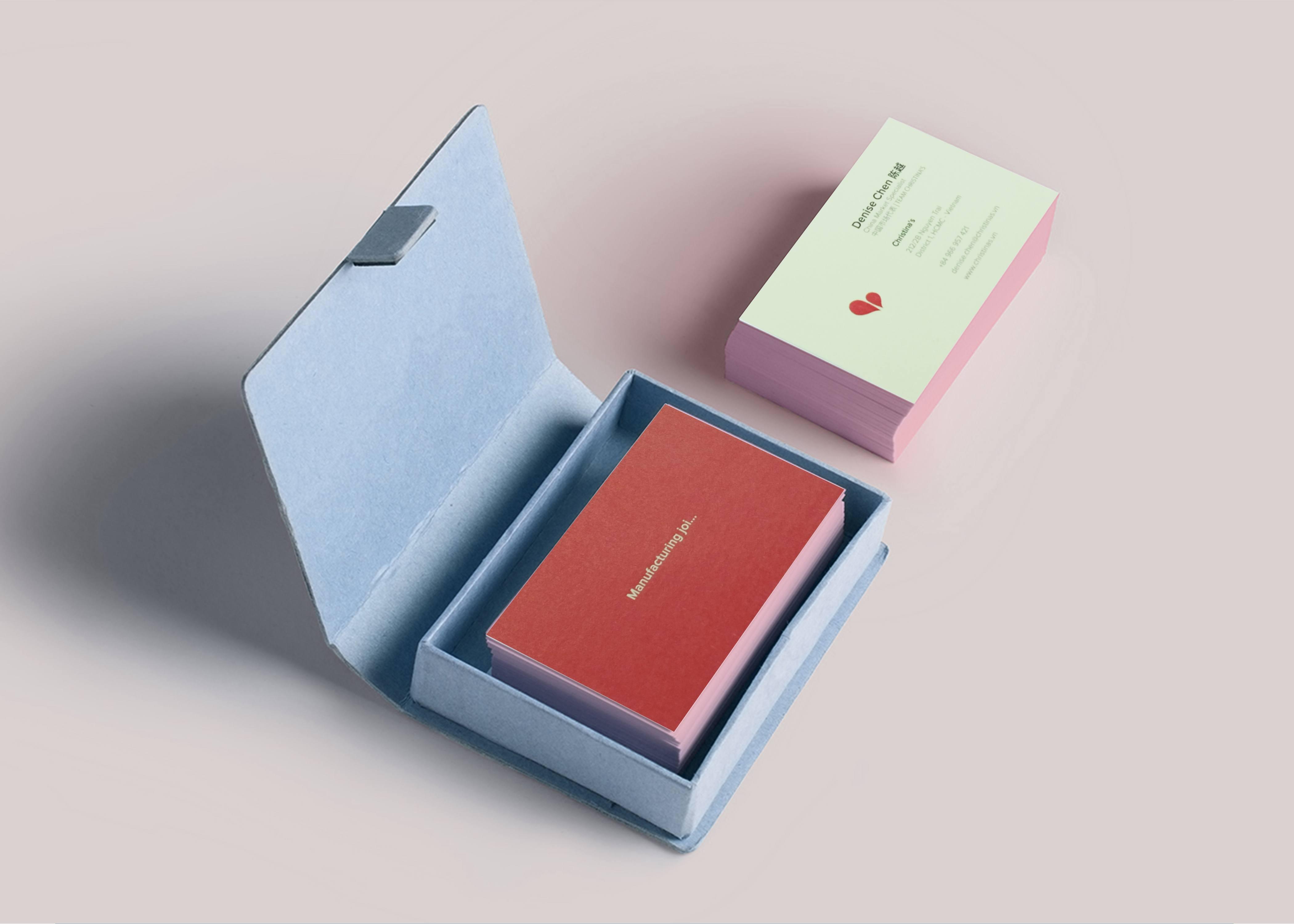 Tổng hợp các mẫu Card Visit đẹp