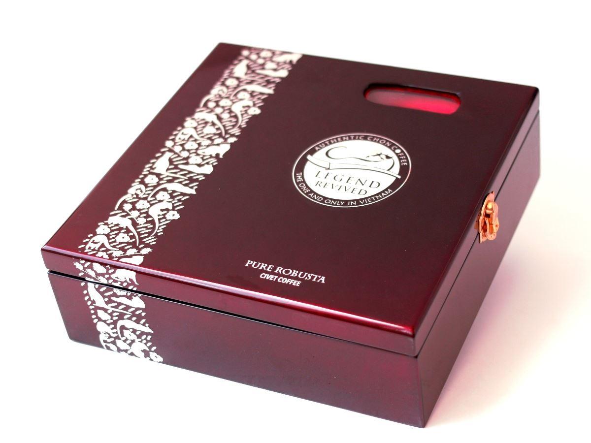 Những mẫu hộp cứng đựng quà tết đẹp và sang trọng