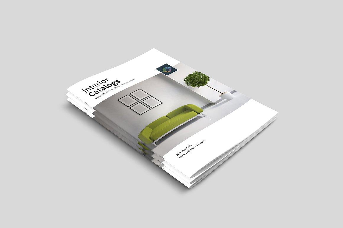 Những mẫu thiết kế catalogue đẹp và ấn tượng